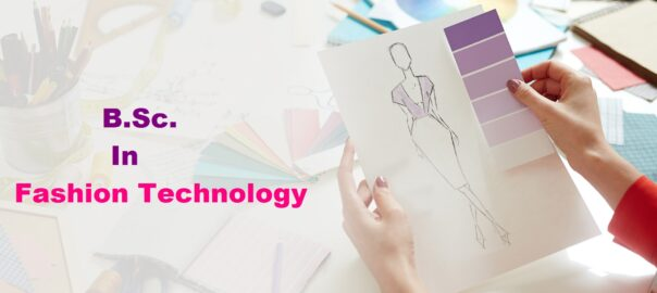 bsc in fashion technology